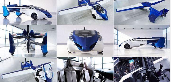 AeroMobil 3.0 – przyszłość dostępna już dziś