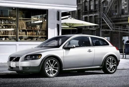 Volvo C30 – bezpieczny szwedzki kompakt