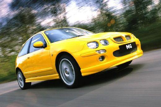 MG ZR – używany hot hatchback w przystępnej cenie