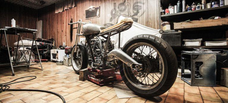 Motocyklowi maniacy